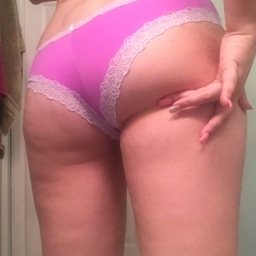 Pink and Purple Panties